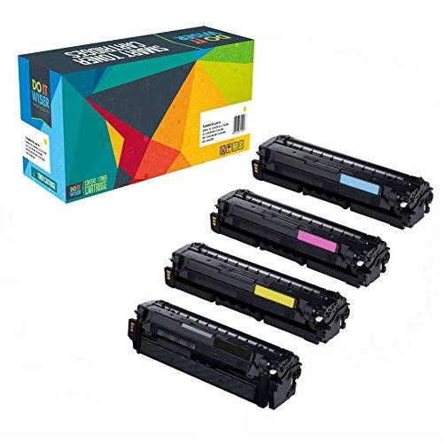 Preisvergleich Produktbild 4 Do it Wiser ® CLT-K503L Toner Kompatibel für Samsung ProXpress C3060FR C3010ND C3060ND