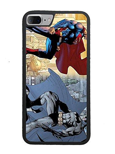 (IPhone 7 Plus 5.5 Zoll TPU Hülle Schutzhülle Batman VS Superman DC für Girls Dust proof Batman VS Superman DC Image Design für IPhone 7 Plus 5.5 Zoll Hülle Schutzhülle Batman VS Superman DC Apple IPhone 7 Plus Hülle Schutzhülle)