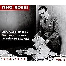 Volume 2 1934-1962 (Creations et Raretes-Chansons de Films-les Prénoms Feminins)