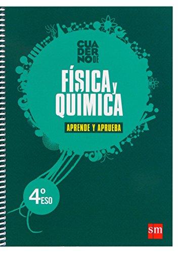 Física y química. 4 ESO. Aprende y aprueba. Cuaderno - 9788467553536