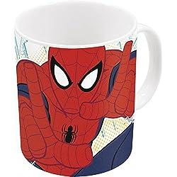 Spiderman - Taza Promo Ceramica 11 oz en Estuche (STOR 78307)
