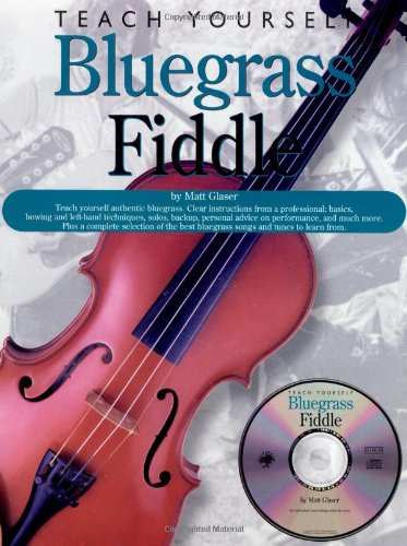 Teach Yourself Bluegrass Fiddle [With Audio CD]