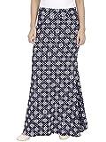 Franclo Women's Fish cut flarey Skirt (N...