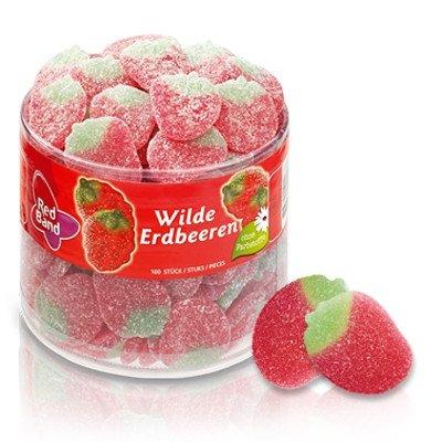 Red Band Wilde Erdbeeren Menge:1000g