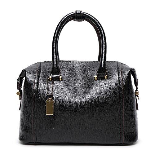 Mefly Cuoio Borsetta Borsetta Crossbody Bag Singles Blu Cielo black