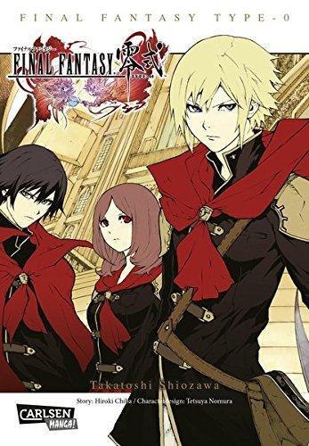 Final Fantasy - Type-0: Final Fantasy - Type-0: Der Manga zum Game