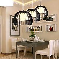 creativo Lampadario/Ristorante minimalista camera letto singola sospensione/ modern living room illuminazione-A
