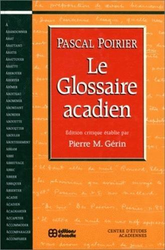 Le glossaire acadien