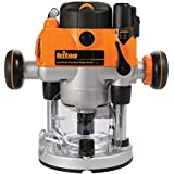 Triton MOF001 Doppelfunktions-Präzisionsoberfräse, 1400 Watt