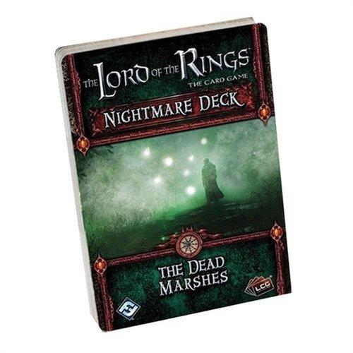Edge 599386031 - El señor de los anillos. mazo de pesadilla: las ciénagas de los muertos