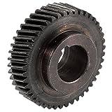 Sourcingmap a14060400ux0561-44t rueda de engranaje helicoidal espiral para makita 5900 sierra circular eléctrica