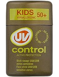 UV CONTROL Stick pour Visage et Zones Sensibles SPF50 + Large 10 g
