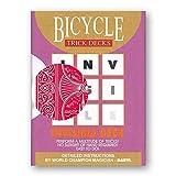 Original Bicycle Invisible Deck Original Kartentrick - Das unsichtbare Kartenspiel