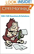 #3: CPA Monkey - 500+ Multiple Choice Questions for Financial Accounting & Reporting (FAR) 2016-2017 Edition