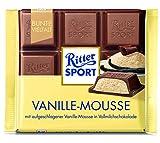 Ritter Sport 100 g Vanille-Mousse Tafelschokolade
