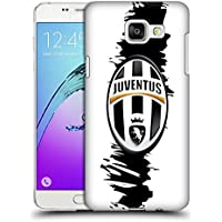 Ufficiale Juventus Football Club Slash Stemma Cover Retro Rigida per Samsung Galaxy A5 (2016)