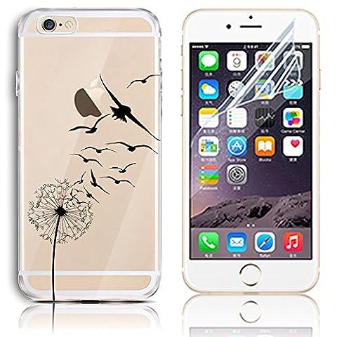iPhone 6S Silikon Hülle,iPhone 6 Hülle,Sunroyal TPU