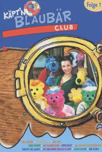 Käpt'n Blaubär Club, DVD 01