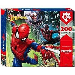 Z-TOY Adultos Niños Rompecabezas, Comics Marvel Superhero Cartel, Cuadro Colgante del Hogar del Regalo (Size : 200pc)