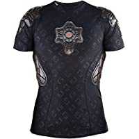 Gform Pro-X Shirt Men Black/GF Logo 2018protección alto del cuerpo Mixta, color Negro, tamaño medium