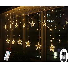 Suchergebnis auf Amazon.de für: weihnachtsbeleuchtung innen fenster