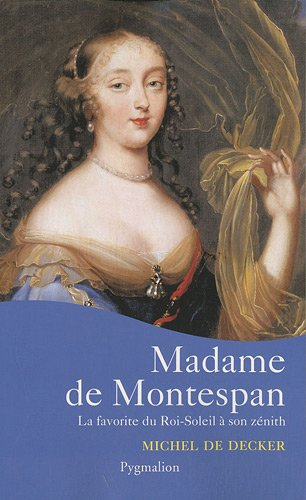Madame de Montespan par Michel de Decker
