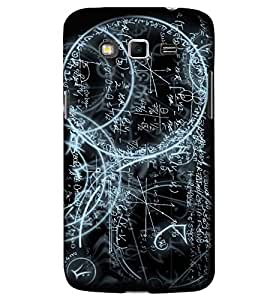 PRINTSWAG TYPOGRAPHY Designer Back Cover Case for SAMSUNG GALAXY GRAND 2