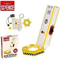mysunshine construir su propio modelos DIY educativos kits de ciencia Lie Detector/aspiradora, Metal
