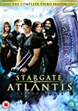 Stargate Atlantis: The Complete Third Season [DVD]
