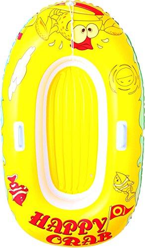 Bestway Happy Crustacean Junior Boat 135x89 cm, Kinderboot