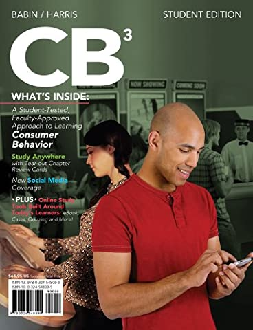 Bundle: CB3 (with Marketing CourseMate with eBook Printed Access Card) + WebTutor(TM) on Blackboard Printed Access Card