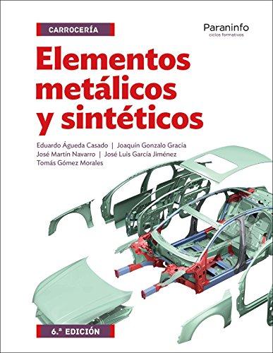 Elementos metálicos y sintéticos por EDUARDO ÁGUEDA CASADO