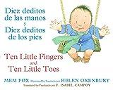 6. Diez Deditos de Las Manos y Diez Deditos de Los Pies - Mem Fox y Helen Oxenbury