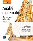 Analisi matematica. Dal calcolo all'analisi: 1