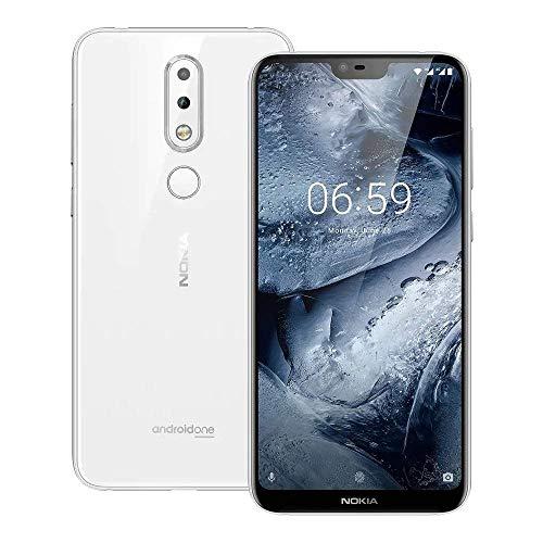 Nokia 6.1 Plus(White,4GB+64GB)