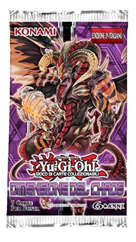 Yu Gi Oh.-Yugi tamaño del Chaos, sobre 1Pieza