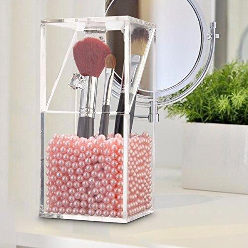 luckyfine-boite-de-rangement-cosmetique-en-acrylique-presentoir-pinceaux-organisateur