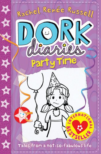 Dork Diaries, Party Time