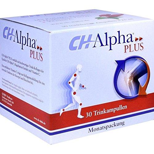 Ch Alpha Plus Trinkampull 30 stk (Ch)