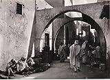 Tripoli - Libya. La vecchia citta - Una via caratteristica