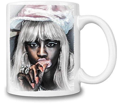 Rihanna Portrait Becher-Schale