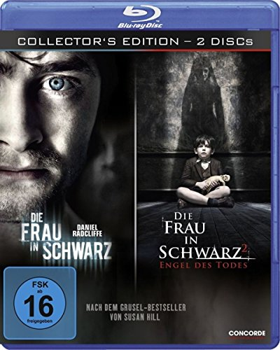 Die Frau in Schwarz 1+2 [Blu-ray] [Collector's Edition]