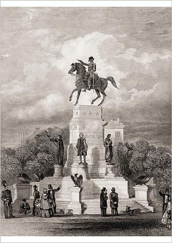 fine-art-print-of-washington-monument-at-richmond-virginia-usa-george-washington-1732-1799