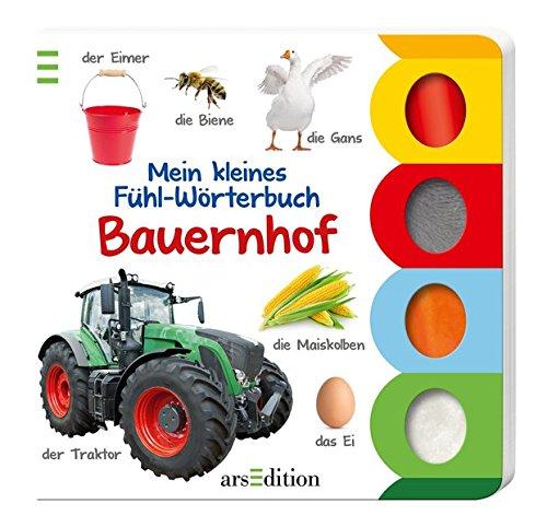 Mein kleines Fühl-Wörterbuch - Bauernhof