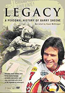 Barry Sheene - Legacy: a Personal History of [Import anglais]