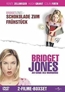 Bridget Jones: Schokolade zum Frühstück / Am Rande des Wahnsinns [2 DVDs]