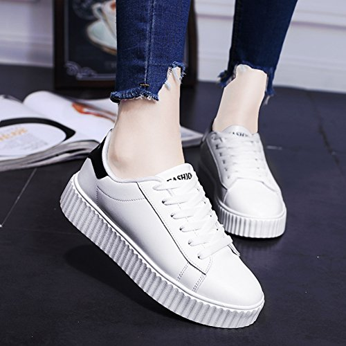 Ali & Boy, Signore Sneaker Bianco / Nero