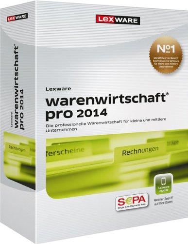 Preisvergleich Produktbild Lexware Warenwirtschaft Pro 2014 (Version 14.00)