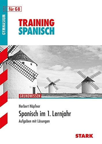 Training Gymnasium - Spanisch 1. Lernjahr