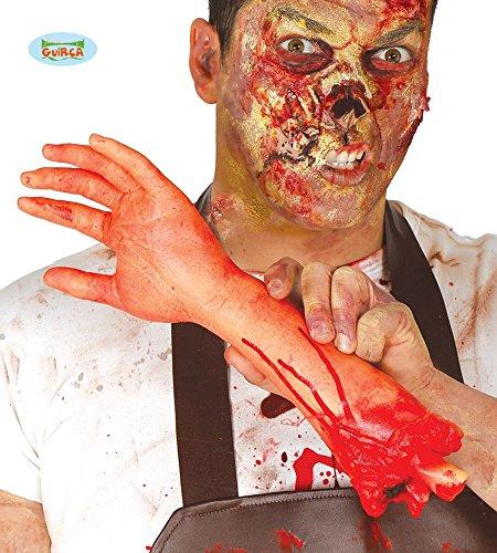 Halloween Heute Kostüme (Fiestas Guirca GUI19767 - Hand, 32)